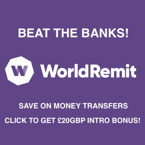 Beat the banks and save on international money transfers